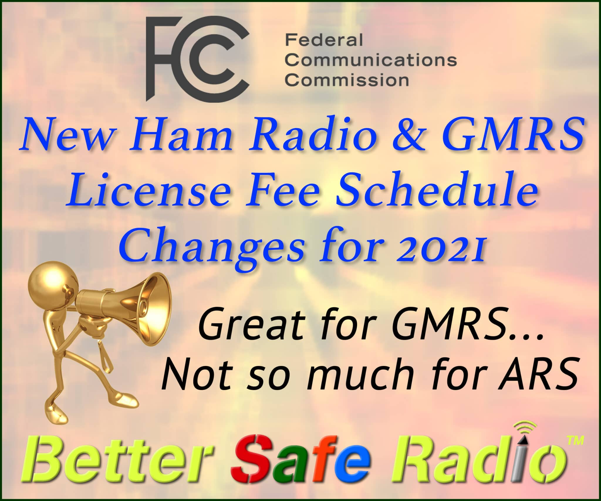 FCC_GMRS_Fee_Schedule_Changes_2021 Promo Image