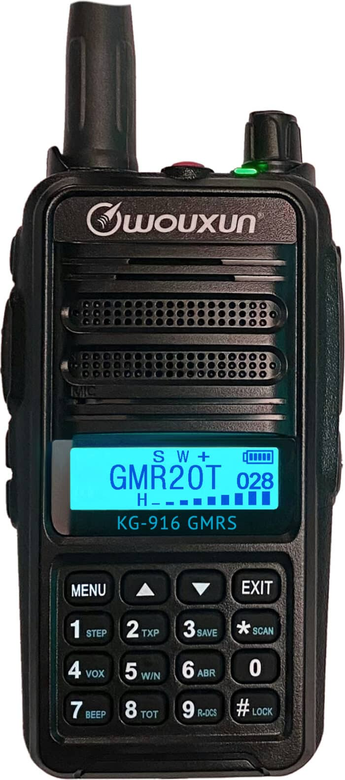 KG-916 GMRS Accessories