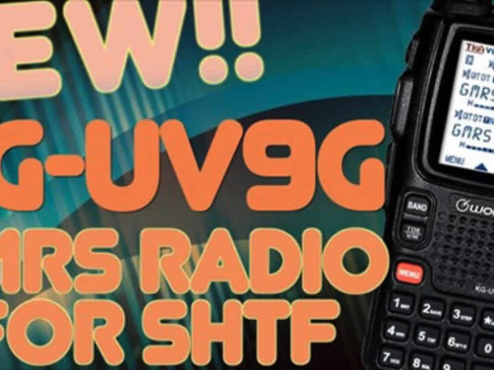 Great Early Review of the KG-UV9G PRO GMRS SHTF Prepper Radio