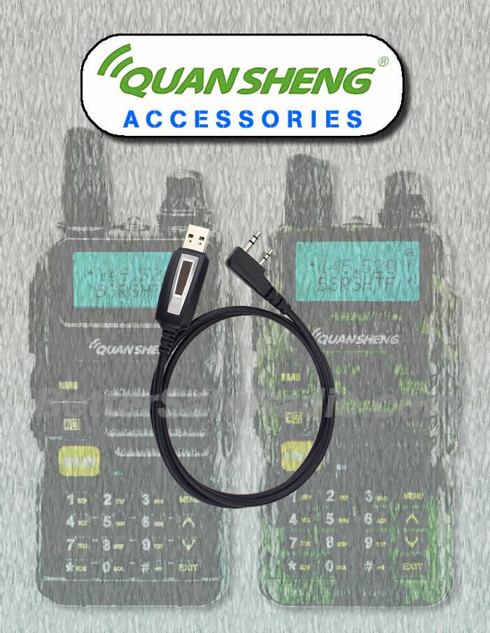UV-R50-CX Accessories