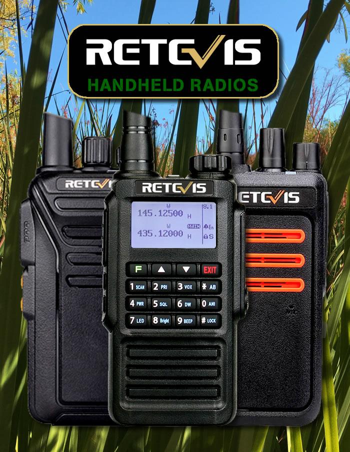 Retevis Handhelds