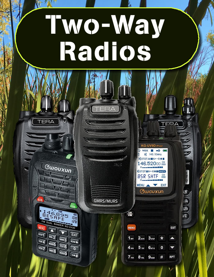Two-Way Radios Category