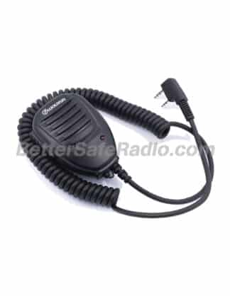 Wouxun SMO-002 Compact Speaker Microphone with Tx LED - Front